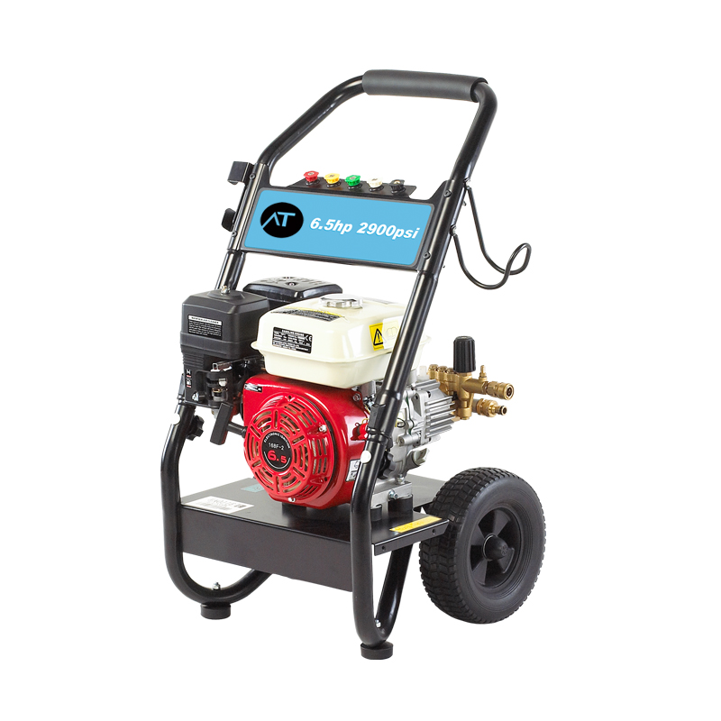 High Pressure Hot Water Through Pressure Washer 6.5HP 2900 PSI Easy To Operate