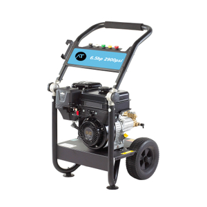 Portable gas pressure washer 2900Psi 6.5HP , high pressure water washers